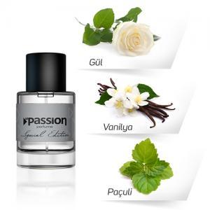 Le Passion - ER11 - Erkek Parfümü 55ml Special Edition (1)