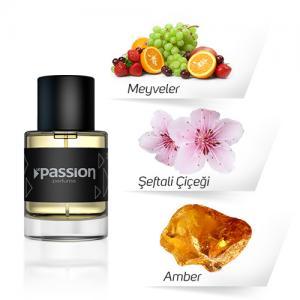 Le Passion - K+10 - Kadın Parfümü 55ml (1)