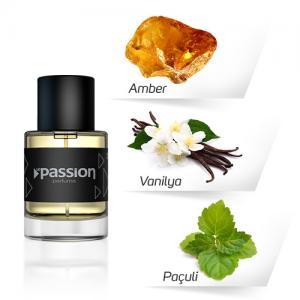 Le Passion - KL34 - Kadın Parfümü 55ml (1)