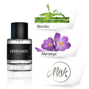 Le Passion - KZ1 - Kadın Parfümü 55ml